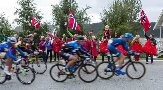 En helt vanlig dag i Kvæfjord…