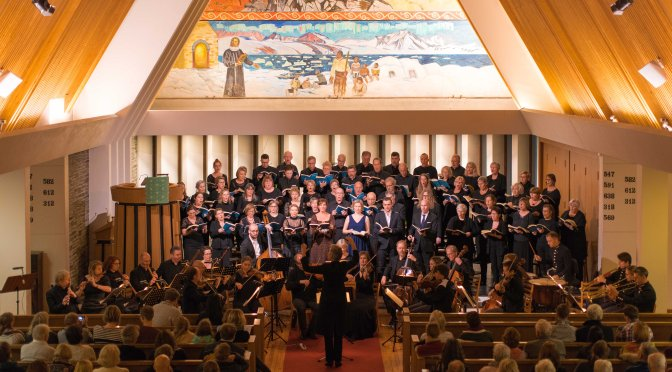 Om Bach, barokkmusikk og kulturlivet nord for gaveforsterknings-ordningens nedslagsfelt